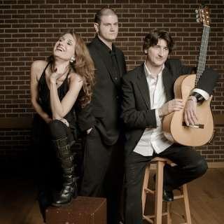 Nuevo Flamenco Ensemble Ed Stephenson and the Paco Band