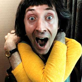 Funny Business Presents: Comedian Emo Philips (Late Show)