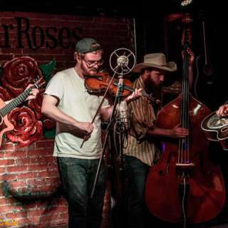 Tuesday Bluegrass Sessions hosted by Grassfed