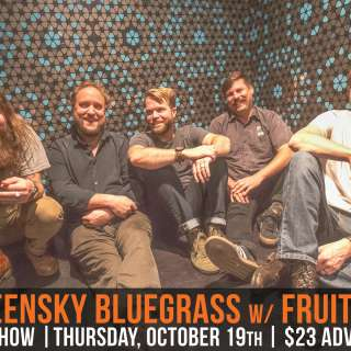Greensky Bluegrass w/ Fruition