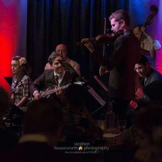 Greg Ruby and Friends: Hot Jazz and Django Swing