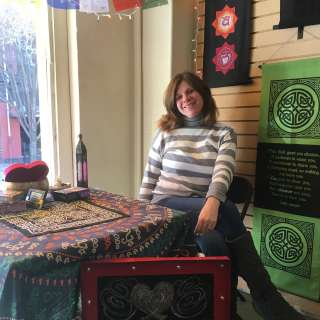 Channeled Messages with Jess Alton in Downtown AVL