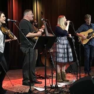 Tuesday Bluegrass Sessions hosted by Kristy Cox