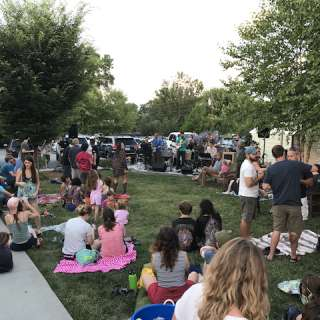 Laid Back Thursday Concert on the Lawn with Upland Drive
