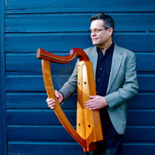 An Evening with James Ruff – Early Celtic Music for Voice and Harp