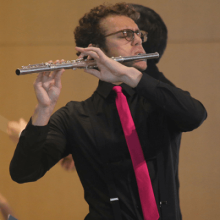 Jan and Beattie Wood Concerto Competition Finals