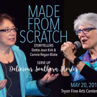 Made from Scratch: Storytellers Connie Regan-Blake and Dottie Jean Kirk Serve Up Delicious Southern Stories