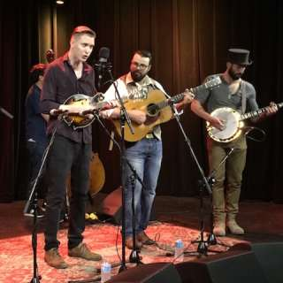 Tuesday Bluegrass Sessions hosted by Ken Chapple and Another Country