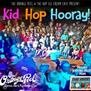 Kid Hop Hooray! Wintertime Indoor Dance Party