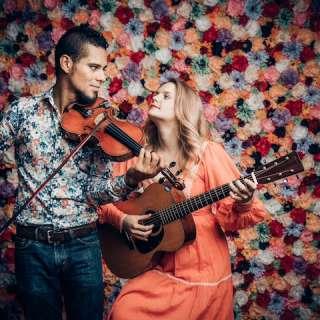 Violet Bell featuring Lizzy Ross & Omar Ruiz-Lopez