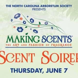 The NC Arboretum Scent Soiree