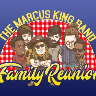 2nd Annual Marcus King Band Family Reunion (Two Nights)
