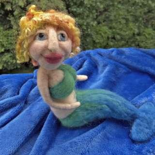 Arts & Crafts Workshop: Needle Felted Mermaid