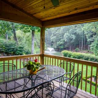 Asheville Cabins - Romance in Luxury, Serenity, & Comfort