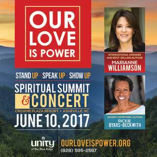 Our Love is Power Spiritual Summit and Concert