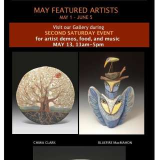 Odyssey Co-op Gallery Featured Artists