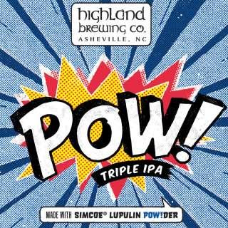 POW! Triple IPA Release