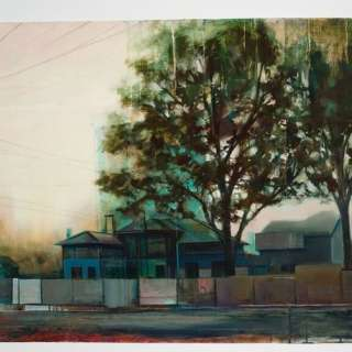 Artist Talk w/ Isaac Payne at Blue Spiral 1 Gallery