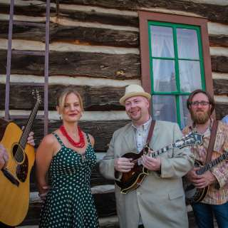Tuesday Bluegrass Sessions hosted by Ragged Union