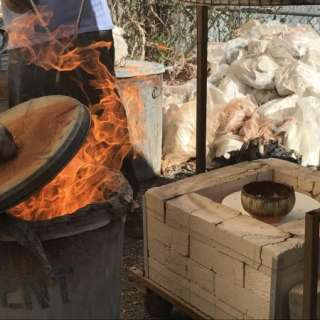 Raku Magic Workshop with Paul Gisondo