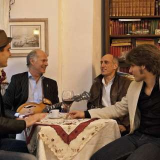 Bluegrass from Italy: Red Wine