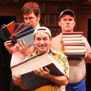 The Reduced Shakespeare Company® in All the Great Books