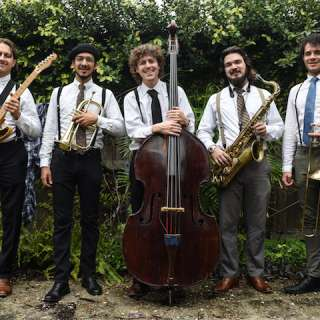 An Evening of New Orleans Music with Taylor Smith & The Roamin' Jasmine