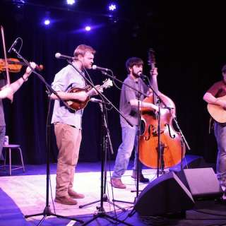 Tuesday Bluegrass Sessions hosted by The Clydes