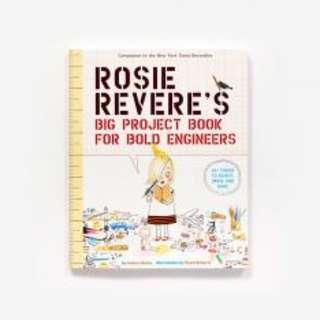 Rosie Revere Engineer Workshop for Kids