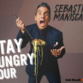 Sebastian Maniscalco: Stay Hungry Tour