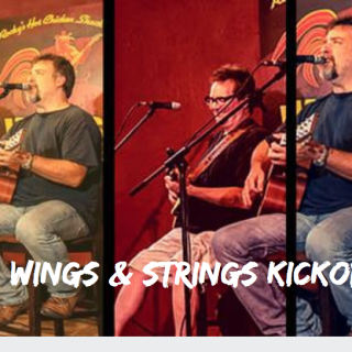 Wings and Strings