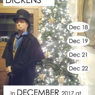 A Christmas Carol, a Dinner with Dickens
