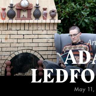 Scale Up Artist Talk: Adam Ledford