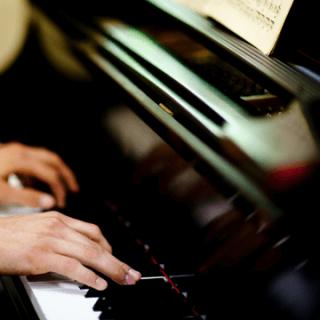 Student Piano Recital