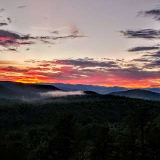The Blue Ridge Sunset Tour