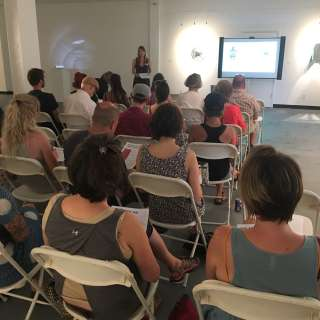 Regional Artist Project Grant Information Session