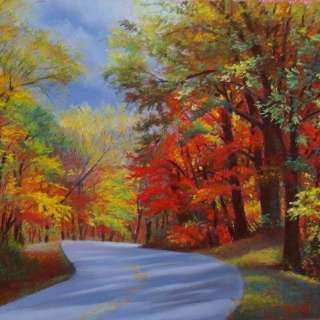 Welcome to Pastels! Beginning and Brush Up with Susan Sinyai, April 21