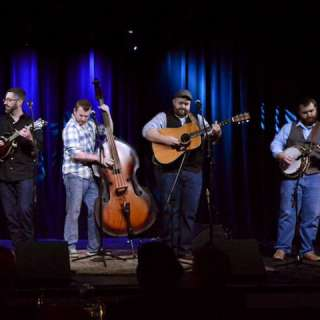 Tuesday Bluegrass Sessions hosted by Unspoken Tradition