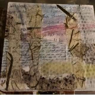 Mystical Mixed Media Mash-Up with Gina Louthian, June 9, 10