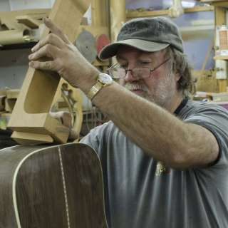 Exhibit- The Luthier's Craft: Instrument Making Traditions of the Blue Ridge