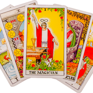 Tarot Readings with Bobbi in Downtown AVL