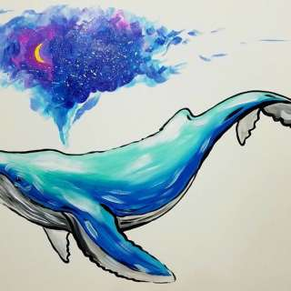 Drink and Paint at Asheville Brewing Co