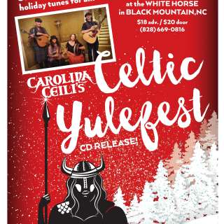 Celtic Yulefest and CD Release Party