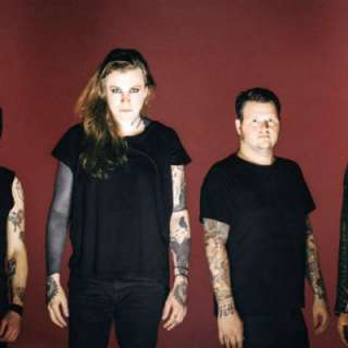 Against Me! Bleached The Dirty Nil