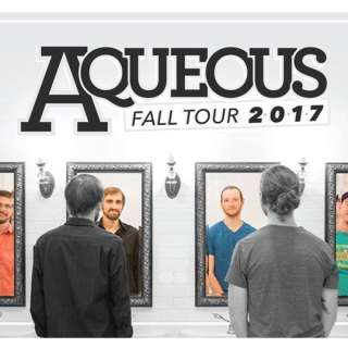 Aqueous Fall Tour 2017 at Asheville Music Hall - Rock/Groove