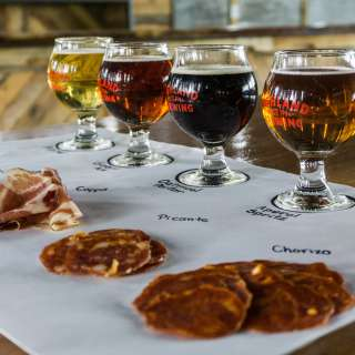 Charcuterie & Beer Pairing with The American Pig and Highland Brewing