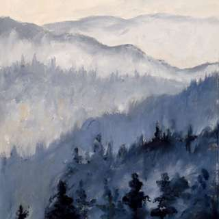 Beginning Painting in Oils with Lorelle Bacon, July 14th & 15th