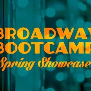 Broadway Bootcamp -- SPRING 2018