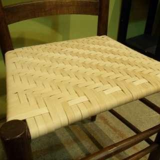 Chair Weaving with Splint
