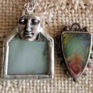 Encaustic Pendants with Gina Louthian-Stanley, June 7